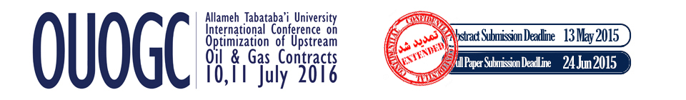 International Conference on Optimization of Upstream Oil and Gas Contracts
